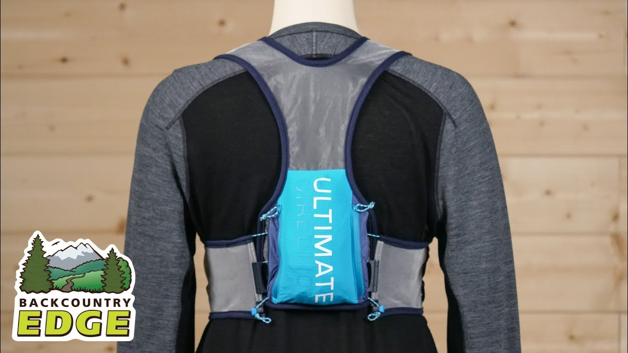 sale retailer a8b13 ba1a1 Ultimate Direction Race Vest 4.0 Running Hydration Vest