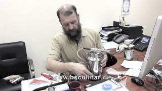 Дымогенератор своими руками. Копчение колбасы в домашних условиях.(Мы представляем новое видео от специалистов сайта bsculinar.ru, в котором мы подробно расскажем как коптить колб..., 2014-10-28T12:41:15.000Z)