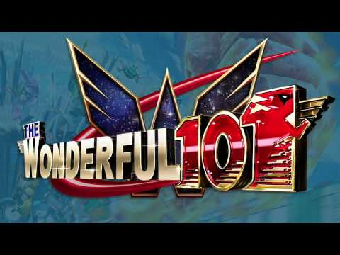 ST01: Roll Out, Wonderful 100! Battle in the Blossom City Burbs - The Wonderful 101 [OST]