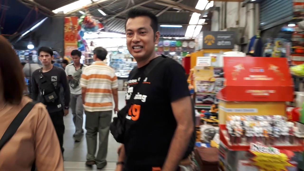 Worachak Road Bangkok Car Freak Heaven Evomalaysia Com Youtube