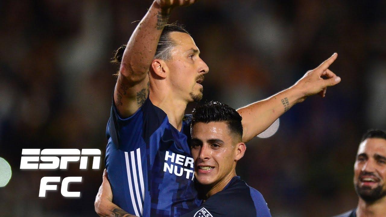 Zlatan Ibrahimovic dominates despite LA Galaxy's 'super own goal deluxe'   Ale's