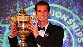 Andy Murray Wins Wimbledon - Celebrities Congratulations! | POPSUGAR News