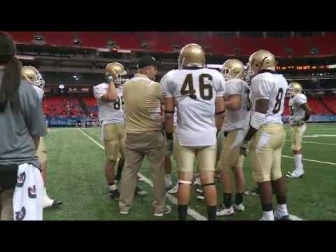 USF defeats Georgia State University at the Georgia Dome 2011