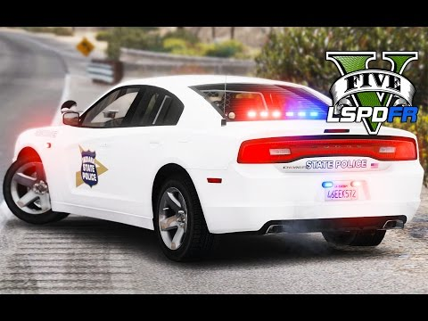 GTA 5 - LSPDFR Ep104 - Indiana State Police Traffic Enforcement