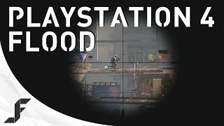 Battlefield 4 Playstation 4 Gameplay - Flood Zone