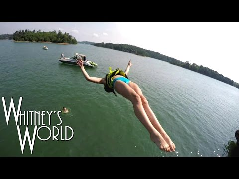 Gymnastics On A Paddle Board Whitney Bjerken Doovi