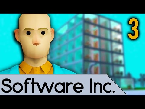 Software Inc Alpha 9   There's Still a Pulse! (Let's Play Software Inc Alpha 9 / Gameplay part 3)