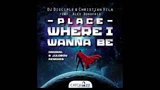 Dj Disciple And Christian Vila- Place... @ www.OfficialVideos.Net