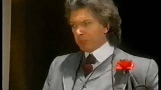 Martin Shaw on stage - AN IDEAL HUSBAND clip