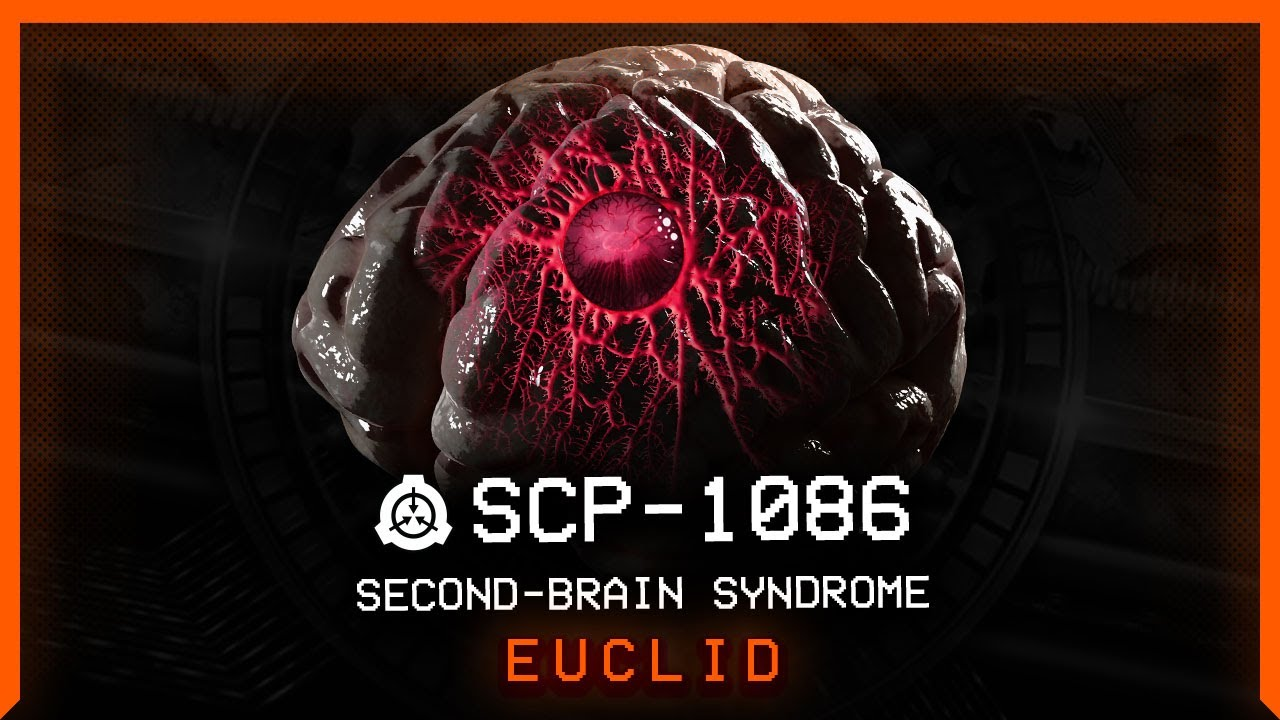 SCP-1086 │ Second-Brain Syndrome │ Euclid │ Neurological SCP