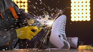 Безумный Спорт   Фигурное Катание(В этом выпуске в студии появится маленький квадрат пластикового льда, на льду – фигурные коньки, а в фигурн..., 2016-03-22T08:02:11.000Z)