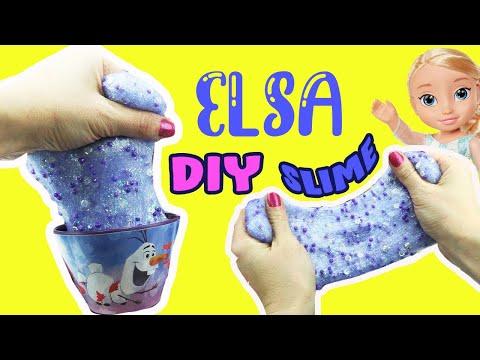 Disney Frozen 2 DIY Slime Making Challenge Princess T vs Toy Caboodle