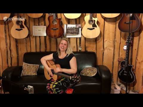 Stephanie Forryan bei JustMusic - The Living Album Project