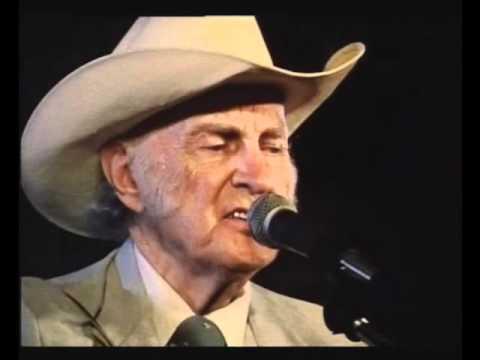 Bill Monroe - Muleskinner Blues (Live)
