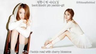 Jiyeon - Cherry Blossom Road