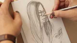 Уроки рисования от Art Metier. Как научиться рисовать карандашом поэтапно. Уроки рисования.(Уроки рисования: http://artmetiers.com/ http://vk.com/art_metier Санкт-Петербург, ул. Белинского д.9 Тел: +7 (911) 923 73 82 Творческая..., 2013-10-26T21:41:18.000Z)