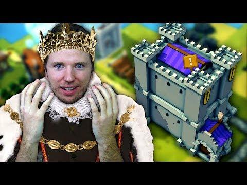 LE ROYAUME S'AGRANDIT (Kingdoms and Castles #2)