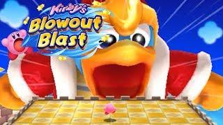KIRBY BLOWOUT BLAST 3DS #5 - REI DEDEDE
