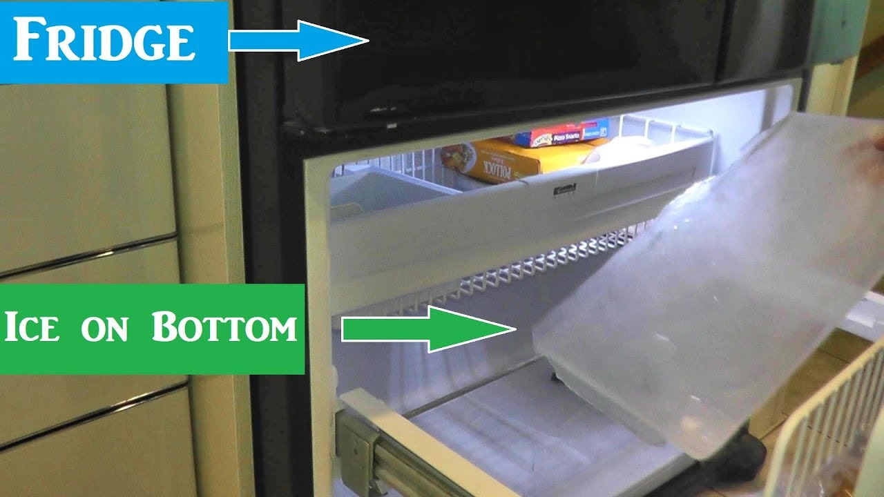 Kenmore Upright Freezer Leaking Water On Floor Viewfloor Co