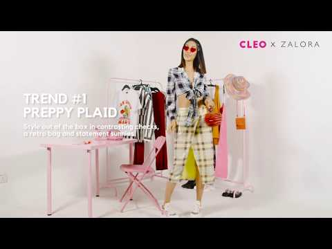 CLEO FASHION AWARDS 2019 SPECIAL: Style Class With Zalora | CLEO Fashion | CLEO Malaysia