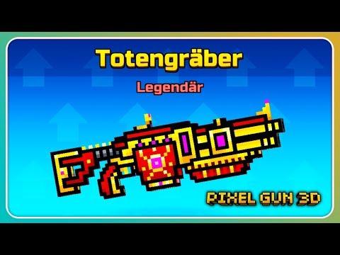 Totengräber gekauft! Diese Schrotflinte ist OP! | Pixel Gun 3D [Deutsch]