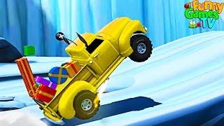 МАШИНЫ МОНСТРЫ #7 Игровой мультик про машинки танки тачки для детей мульт гонки на машинах MMX
