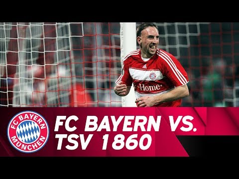 10 Years Ago: Thrilling DFB Cup Derby against TSV 1860 München!