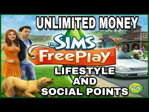 The Sims Freeplay UNLIMITED Money, LP & Social Points Hack/Glitch!!