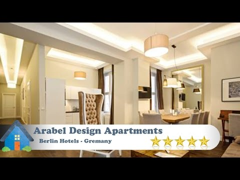 Arabel Design Apartments - Berlin Hotels, Germany