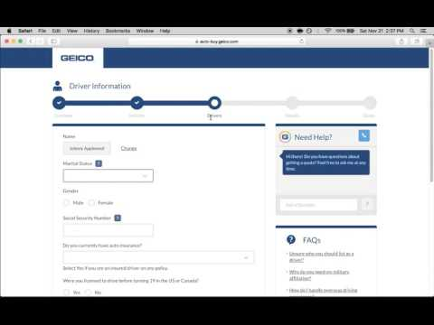 How to Get a Free GEICO Auto Insurance Quote