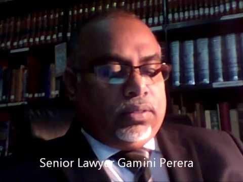 Legality of questioning Ex President Mahinda Rajapaksa -Dhakshina ,with senior Lawyer Gamini Perera