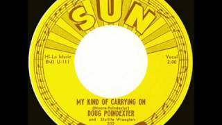 Doug Poindexter-My Kind of Carrying On
