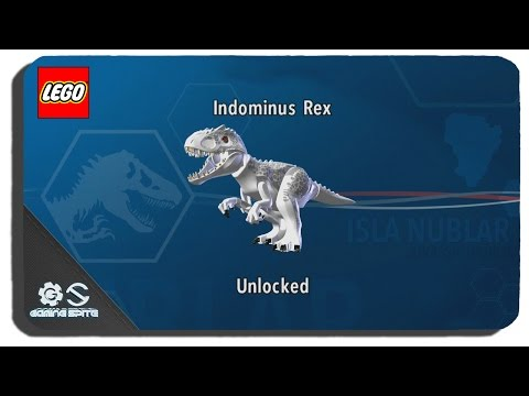 lego-jurassic-world---how-to-unlock-indominus-rex-dinosaur-character-location