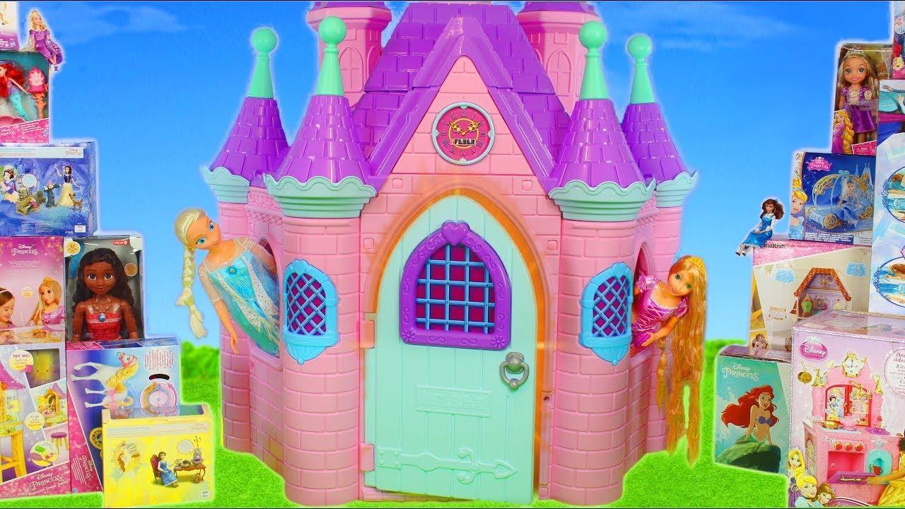 1cb22245e3a Princess Castle Toy Dolls  Cinderella