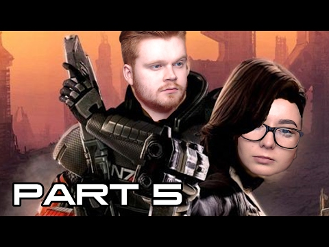 MASS EFFECT 2: Gameplay Walkthrough Part 5 - Recruiting Tali and Traveling to Illium! (Let's Play)