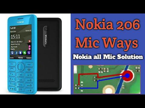 Nokia Mic Problem
