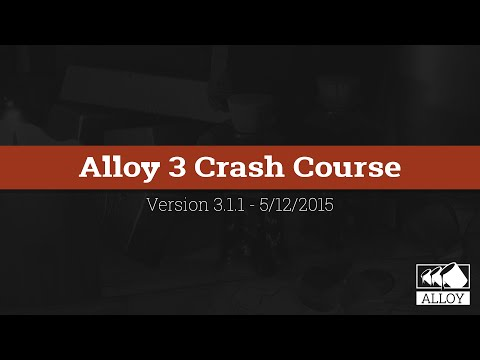 Alloy 3 Physical Shader Framework Crash Course