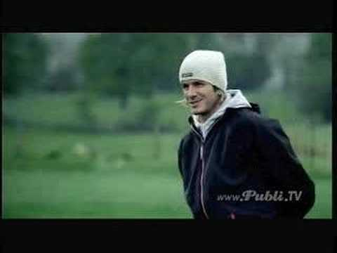 David Beckham - Adidas Ad