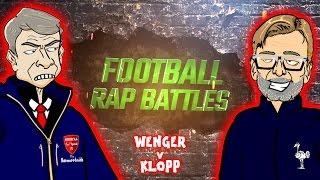 Wenger vs Klopp: FOOTBALL RAP BATTLE! (Arsenal FC vs Liverpool FC 3-4 2016 442oons)