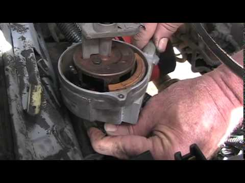 1987 Ford F150 I6 Damper, Distributor, Timing and Start Part IV