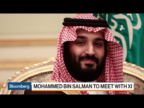 Saudi Crown Prince Heads to China to Meet With Xi