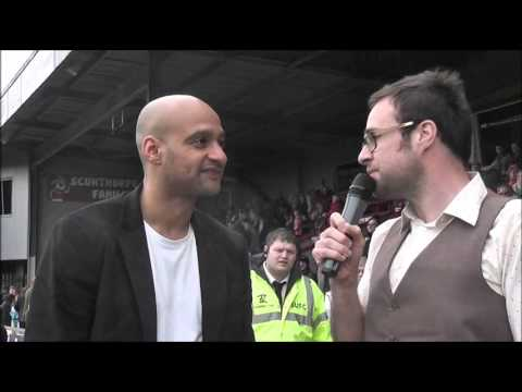 Martin Carruthers Interview Oxford United H Youtube