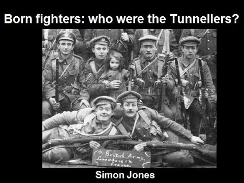 Born fighters: Who were the tunnellers? - Simon Jones