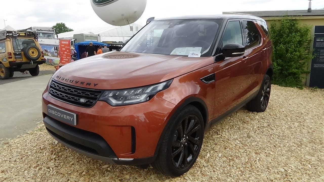 2017 Land Rover Discovery First Edition Exterior Interior Abenteuer Allrad Bad Kissingen
