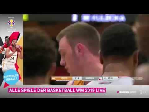 Herkenhoff goes for 20 & 11 in game 1 of the Play-Offs vs. Brose Bamberg