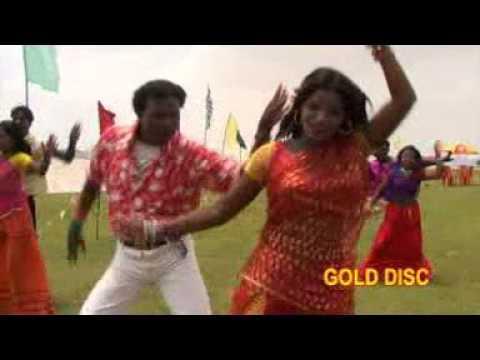 New Santali Romantic Song   Bangdo Jholmuni   Jupur Juley   Masang   Geeta   Gold Disc
