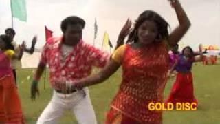 New Santali Romantic Song | Bangdo Jholmuni | Jupur Juley | Masang | Geeta | Gold Disc