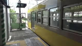 西武101系1249編成 多磨駅発車