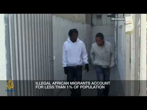 Inside Story - Should Israel be responsible for immigrants?