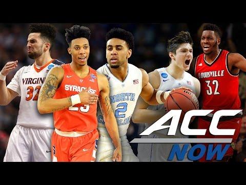 Way Too Early Top 5 ACC Basketball Teams For 2016-17 Season